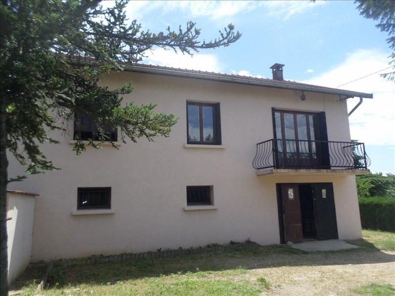 Sale house / villa Le peage de roussillon 157500€ - Picture 1