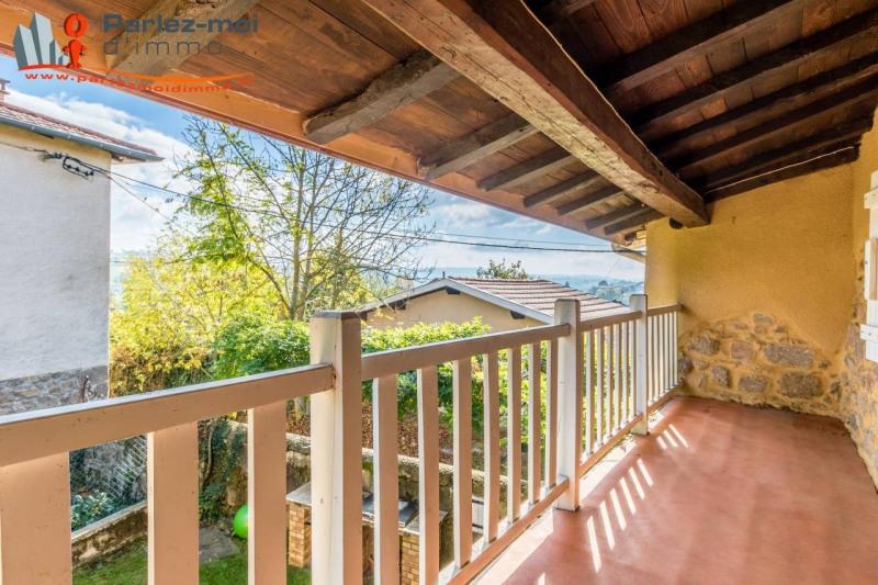 Vente maison / villa Haute-rivoire 260000€ - Photo 11