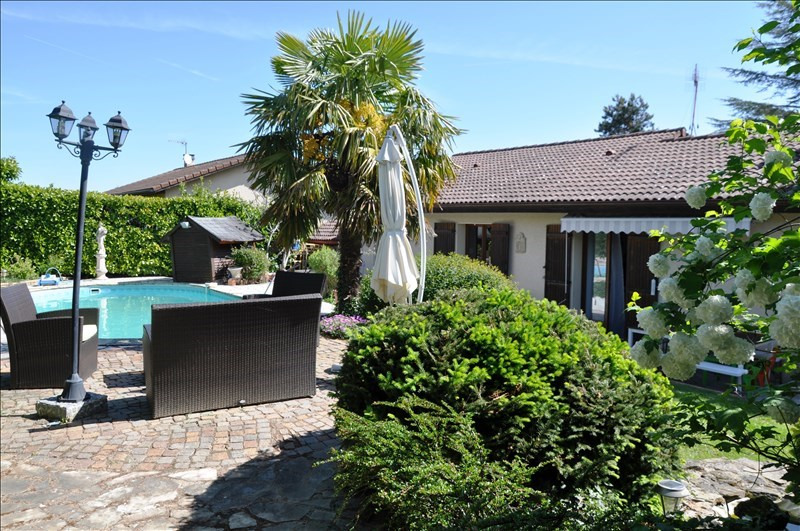 Vente maison / villa Pont eveque 275 000€ - Photo 2