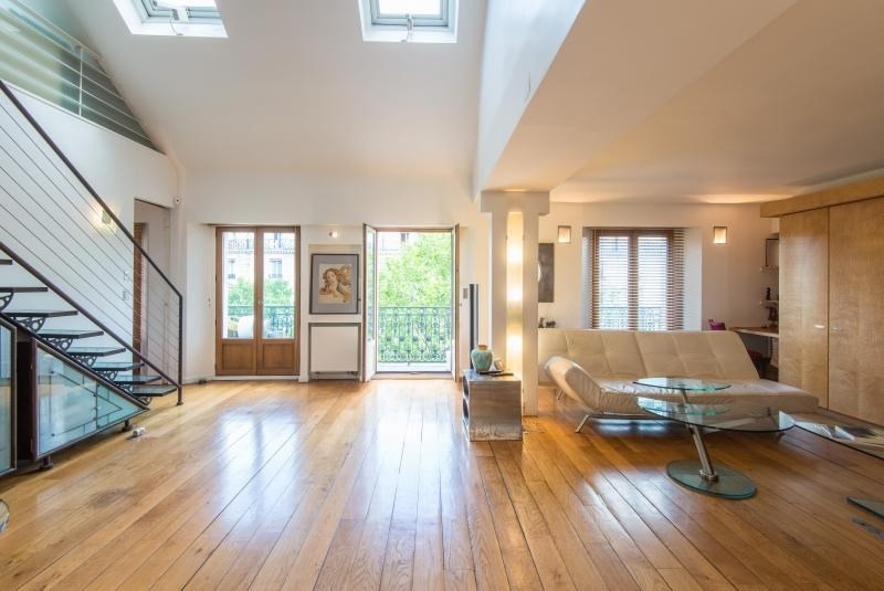 Vente de prestige appartement Paris 3ème 2 499 000€ - Photo 2