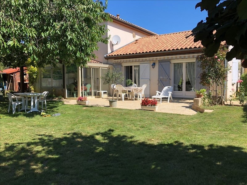 Vente maison / villa Buxerolles 254000€ - Photo 2