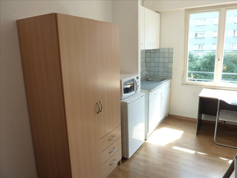 Rental apartment Strasbourg 370€ CC - Picture 2