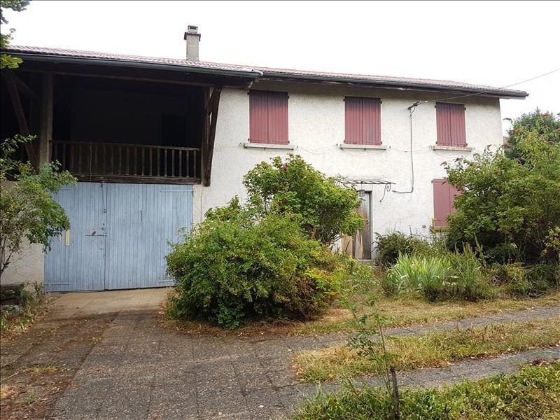 Vente maison / villa Flacheres 97000€ - Photo 1