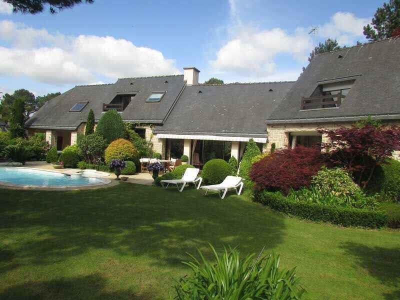 Vente de prestige maison / villa Ploemel 588000€ - Photo 1
