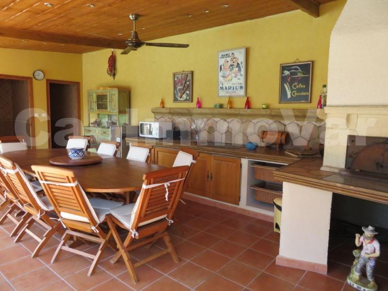Deluxe sale house / villa Cuges-les-pins 629000€ - Picture 5