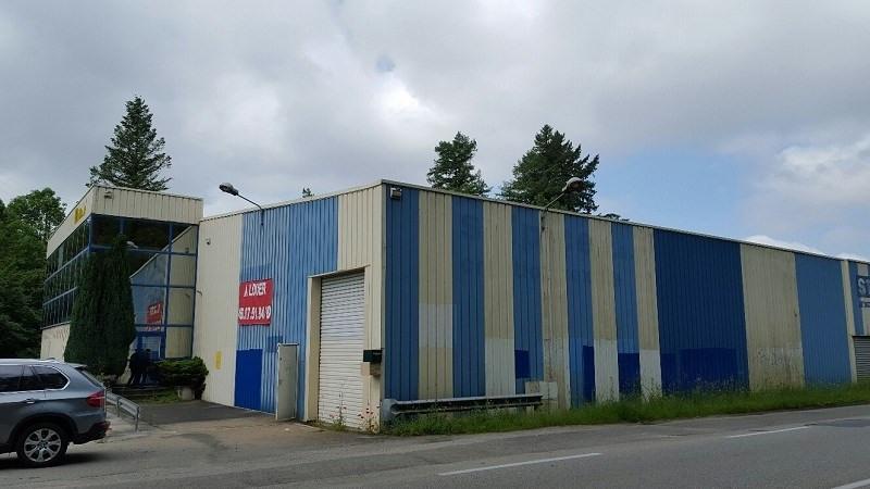 Location Local d'activités / Entrepôt Crémieu 0