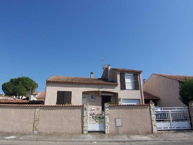 Sale house / villa Maureilhan 265000€ - Picture 1