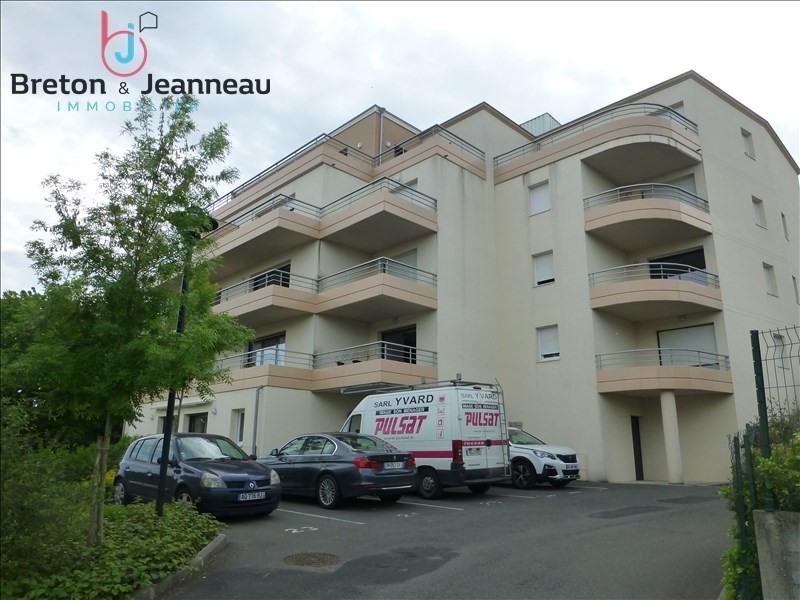 Produit d'investissement appartement Mayenne 109500€ - Photo 1