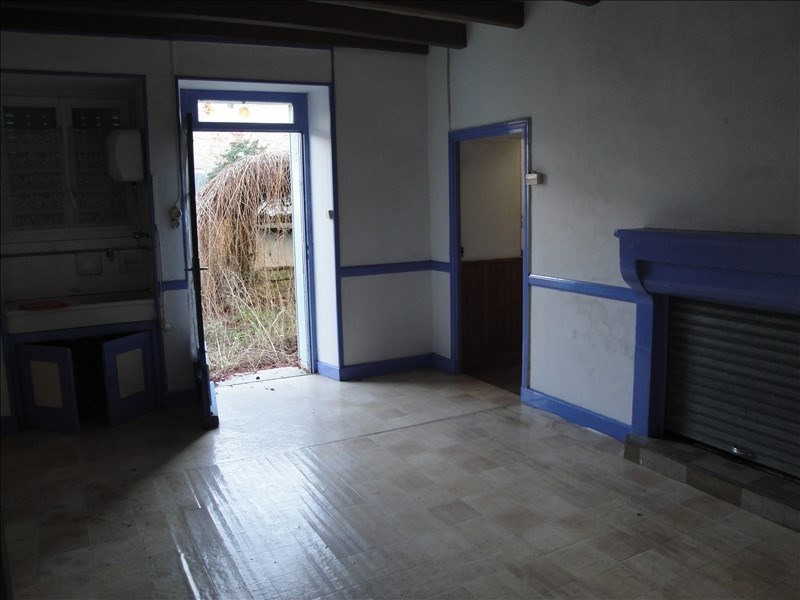 Sale house / villa Chef boutonne 54 000€ - Picture 4