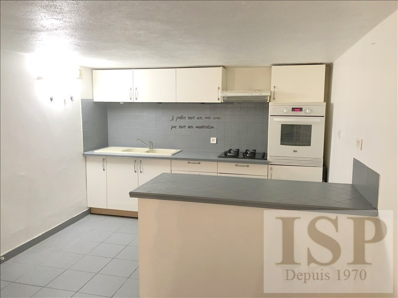 Rental apartment Les pennes mirabeau 691€ CC - Picture 2