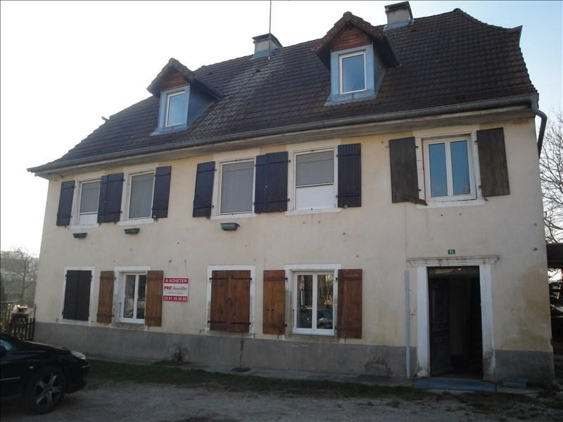 Vente appartement Rechesy 83 000€ - Photo 1