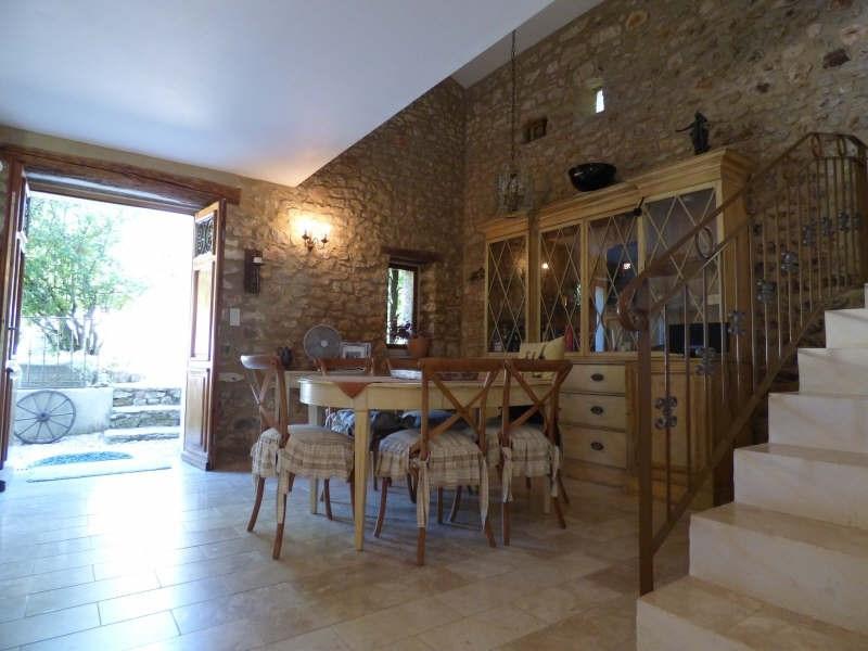 Deluxe sale house / villa Uzes 545000€ - Picture 3