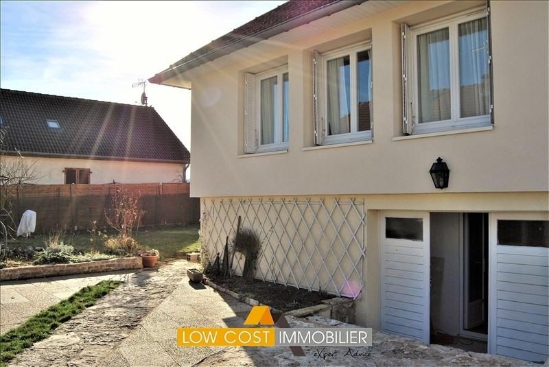 Sale house / villa Marsannay la cote 261250€ - Picture 1