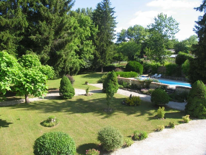 Sale house / villa Paussac et st vivien 299000€ - Picture 5