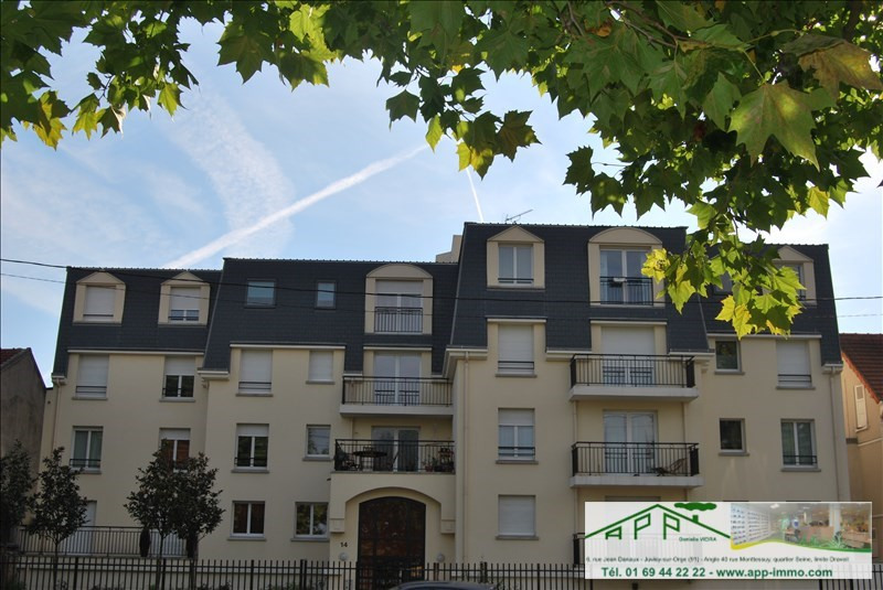 Sale apartment Draveil 279500€ - Picture 2