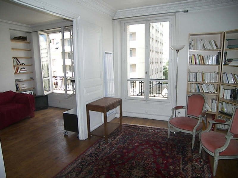 Rental apartment Paris 13ème 1 620€ CC - Picture 3
