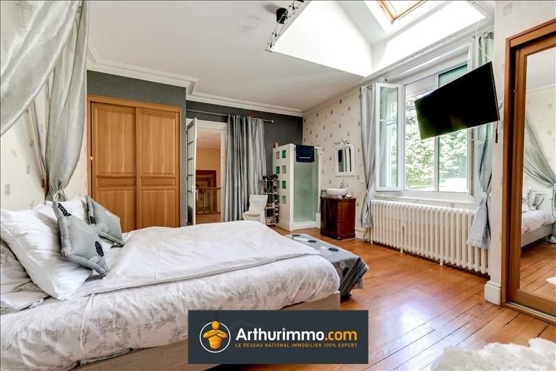 Sale house / villa Morestel 298000€ - Picture 7