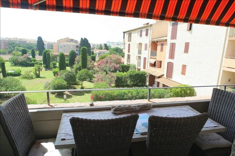 Sale apartment Sainte maxime 525000€ - Picture 3