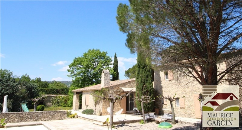 Vente de prestige maison / villa Gordes 1150000€ - Photo 1