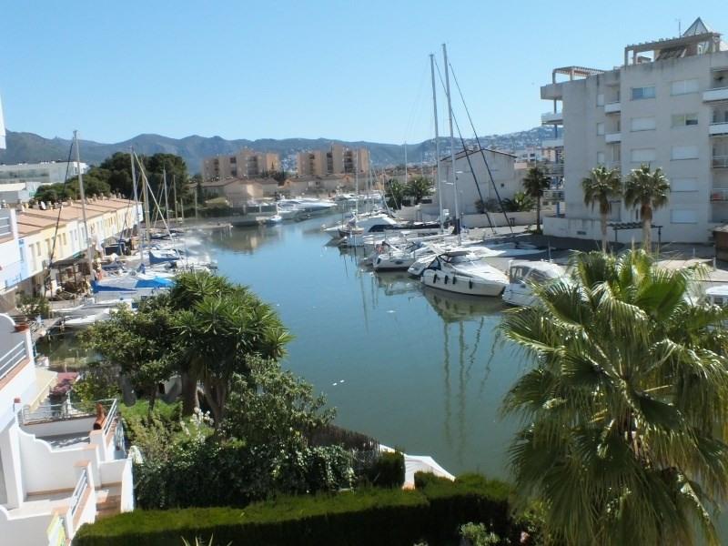Location vacances appartement Roses santa-margarita 232€ - Photo 14