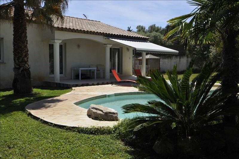 Vente maison / villa Balaruc les bains 467000€ - Photo 1
