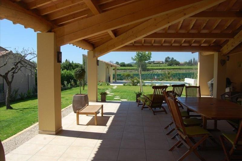 Venta de prestigio  casa Carpentras 630000€ - Fotografía 2