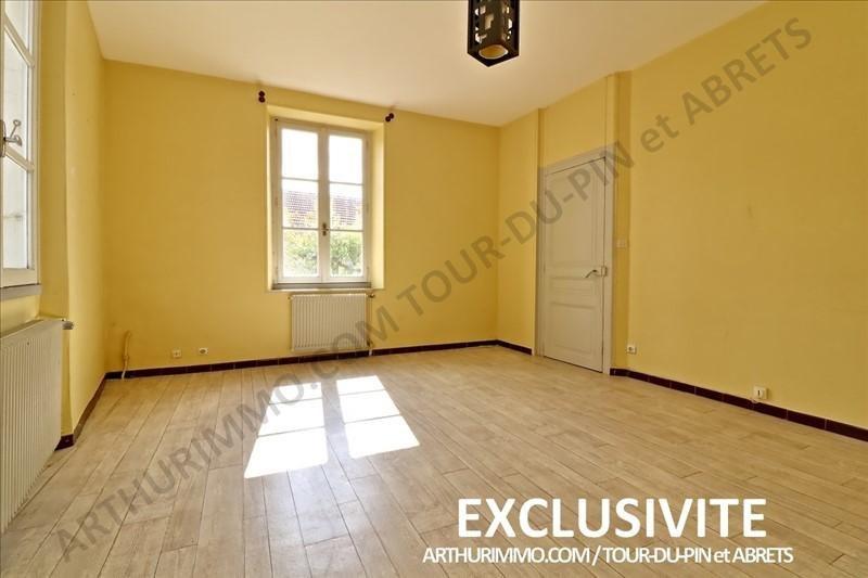 Vente maison / villa La tour du pin 129000€ - Photo 2