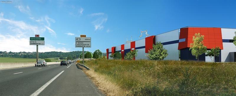 Location Local d'activités / Entrepôt Saint-Mard 0