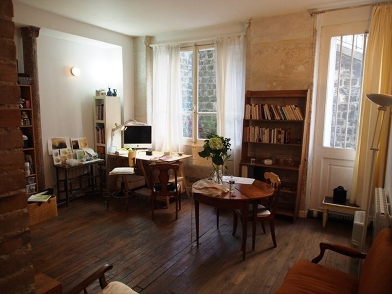 Sale apartment Paris 18ème 265000€ - Picture 1