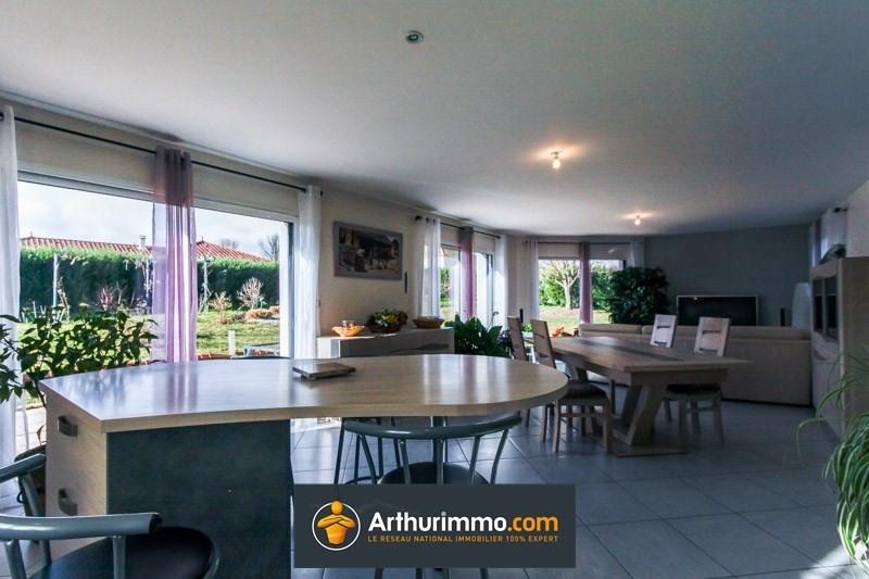 Vente maison / villa Morestel 323000€ - Photo 5