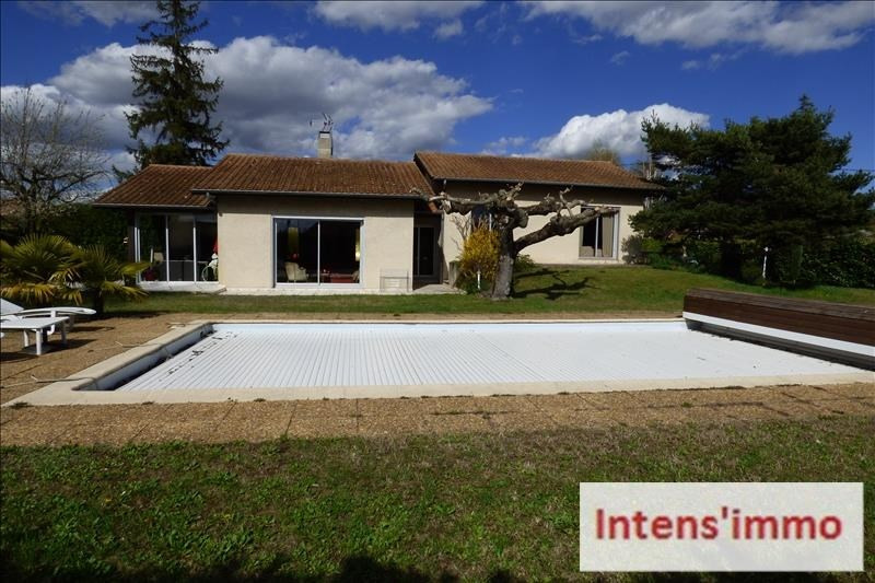 Sale house / villa Bourg de peage 384 000€ - Picture 1