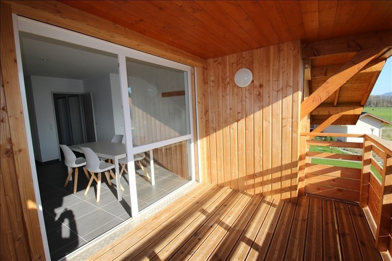 Sale apartment Cornier 259000€ - Picture 3