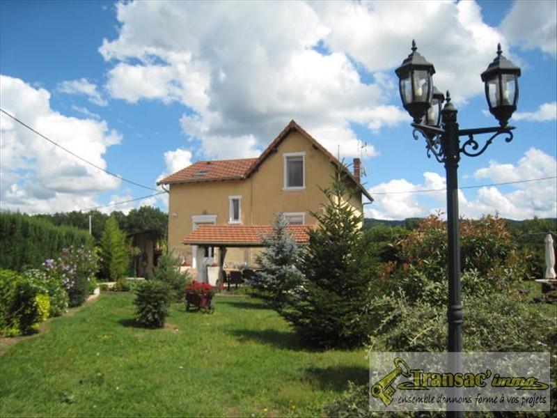 Vente maison / villa Puy guillaume 191700€ - Photo 1