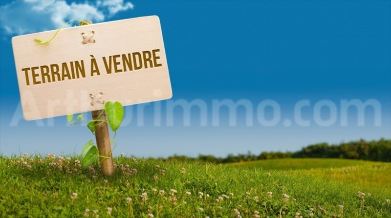 Vente terrain Champagne au mont d or 350 000€ - Photo 1