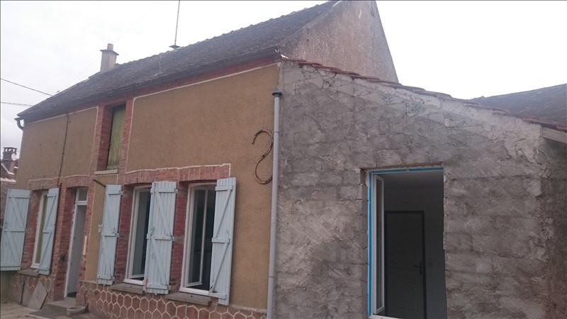 Vente maison / villa Proche sens 99000€ - Photo 2