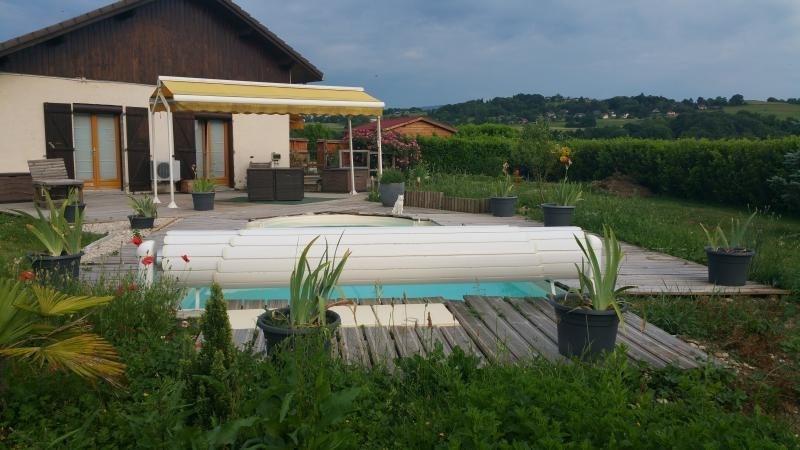Sale house / villa Hauteville sur fier 410000€ - Picture 8