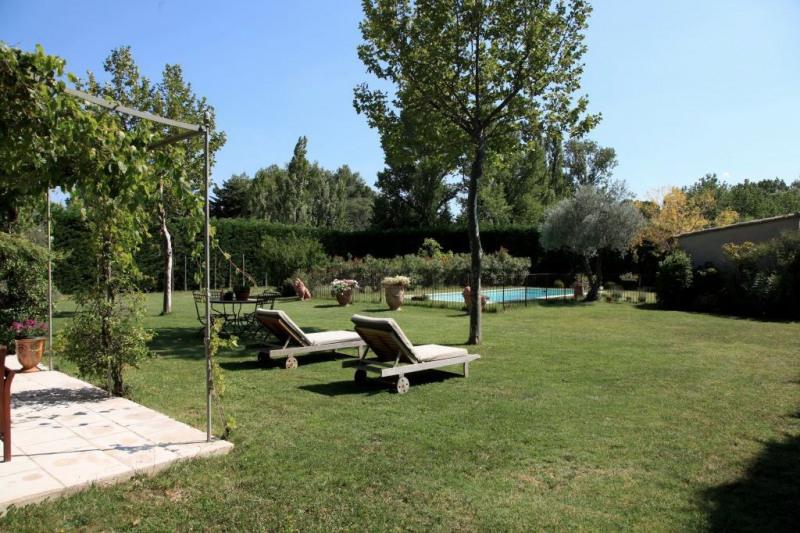 Verkoop van prestige  huis Rochefort du gard 625000€ - Foto 9