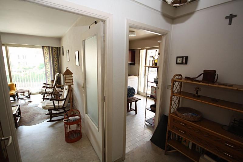 Vente appartement Juan-les-pins 350000€ - Photo 2