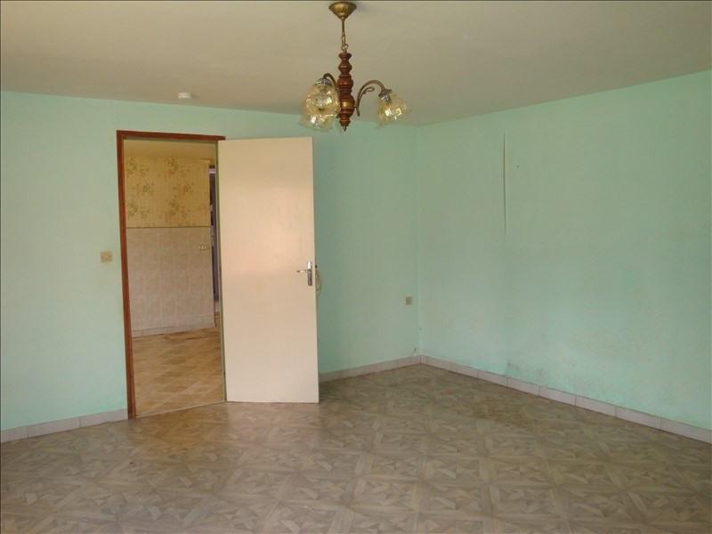 Vente maison / villa Bienvillers au bois 93000€ - Photo 3