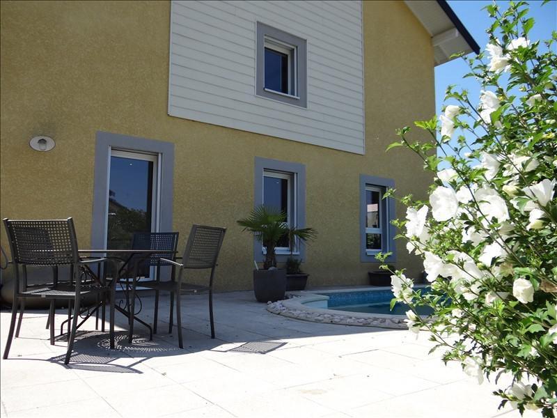 Vente de prestige maison / villa Vetraz monthoux 695000€ - Photo 8