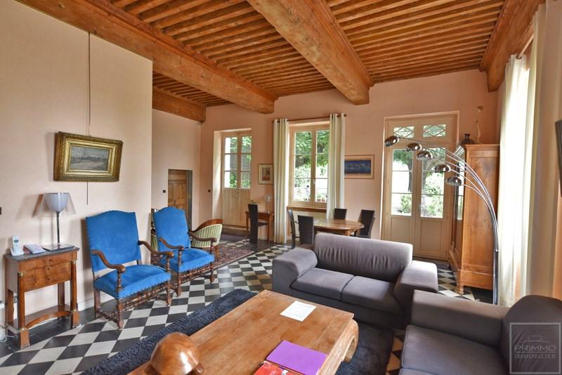 Deluxe sale house / villa Saint didier au mont d'or 890000€ - Picture 3