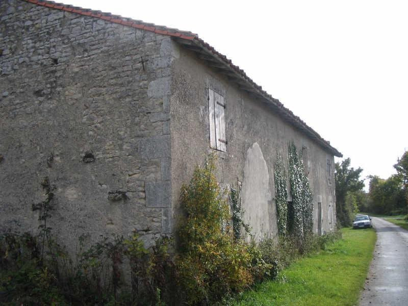 Vente maison / villa Aigre 55000€ - Photo 1