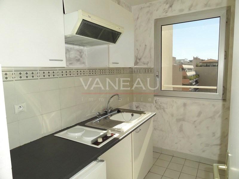 Vente appartement Juan-les-pins 255000€ - Photo 4