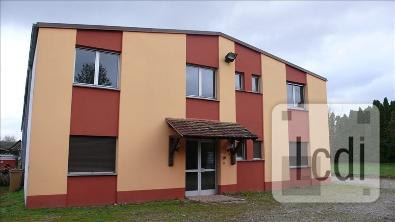 Vente local commercial Marckolsheim 365 000€ - Photo 1