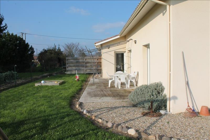 Sale house / villa Langon 176100€ - Picture 2