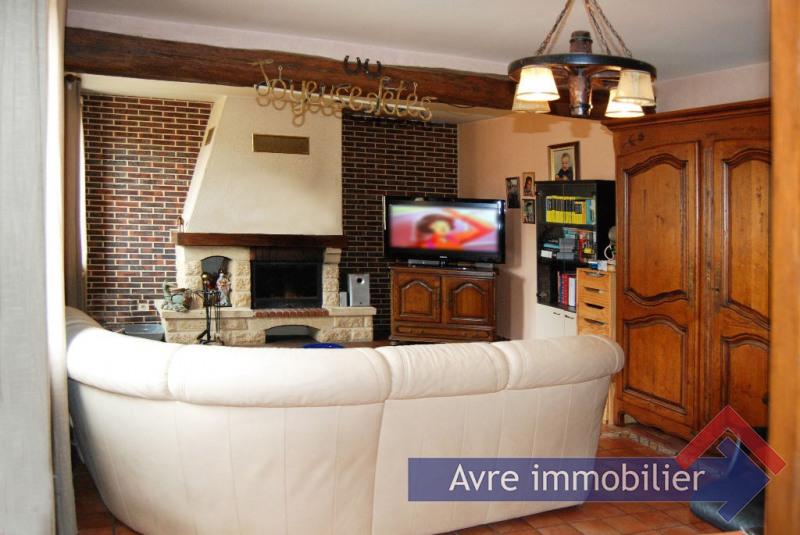 Sale house / villa Verneuil d avre et d iton 185000€ - Picture 5