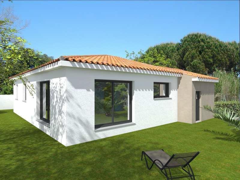 Maison  4 pièces + Terrain 400 m² Paulhan par Domitia Construction