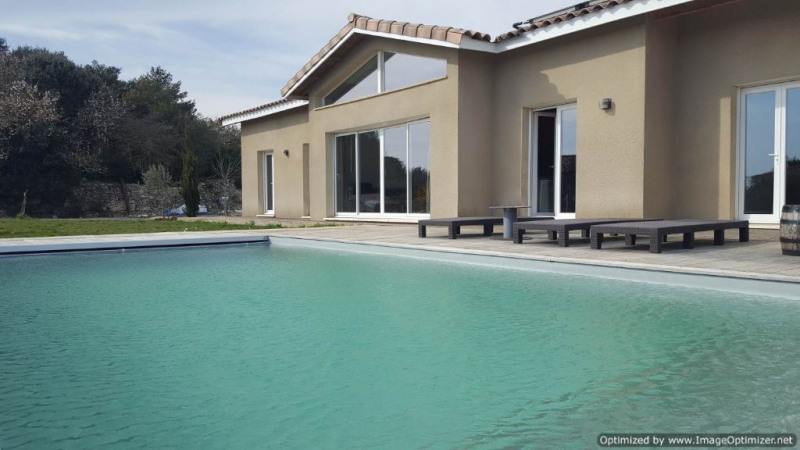 Vente maison / villa Carcassonne 390 900€ - Photo 1