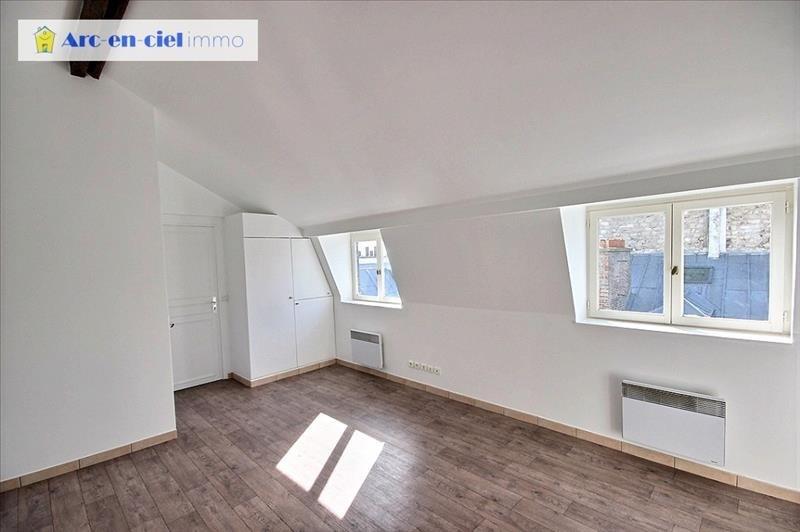 Sale apartment Paris 3ème 465000€ - Picture 1