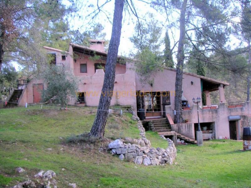 Vendita nell' vitalizio di vita casa Rougiers 295000€ - Fotografia 2